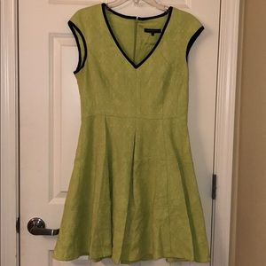 Cotton Fit and Flare dress